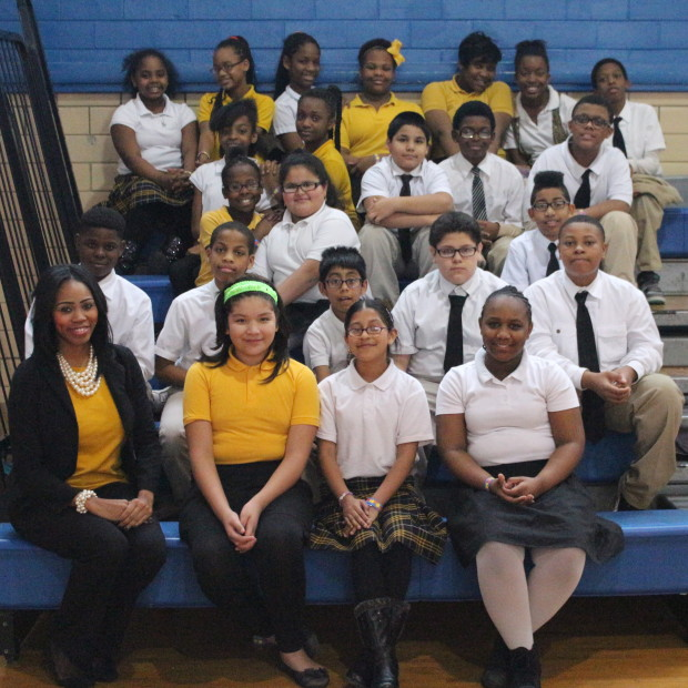 T-STEM Academy Promotes Careers In Sciences And Math With